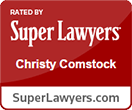 SuperLawyers - Christy Comstock